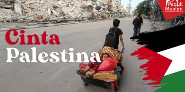cinta palestina